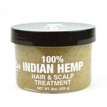 Kuza Hair 100% Indian Hemp Hair & Scalp Treatment 8oz 226g
