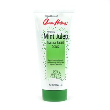 Queen Helene Mint Julep Natural Facial Scrub 6oz 170g