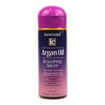 ic Fantasia Hair Argan Oil Smoothing Serum 6.2oz 183,4ml