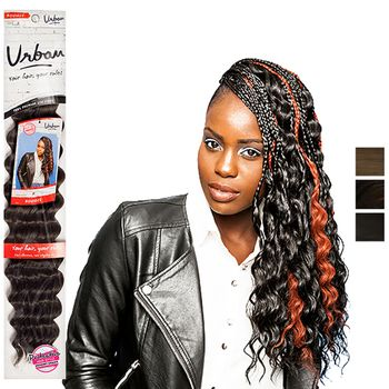Feme Urban BOUNCE Crochet Braids 20'' (50cm)