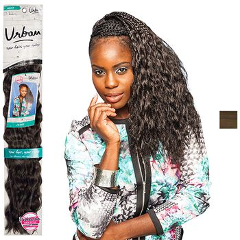 Feme Urban CRIMP Crochet Braids 22'' (55cm)