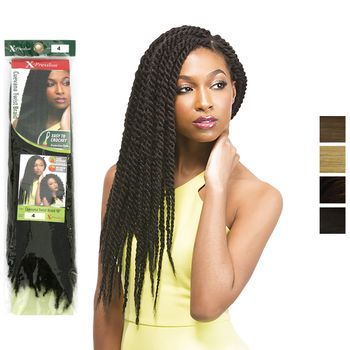 X-Pression CUEVANA TWIST bulk Braids