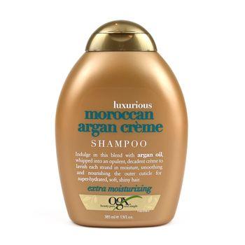 OGX Organix Luxurious Moroccan Argan Shampoo 13oz 385ml