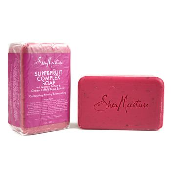 Shea Moisture Superfruit Complex Soap Bar 8oz 230g