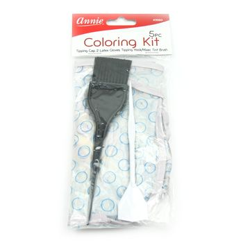 Annie Coloring Kit 5pc Haar Färbeset
