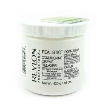 Revlon Conditioning Creme Relaxer REGULAR 15oz 425g