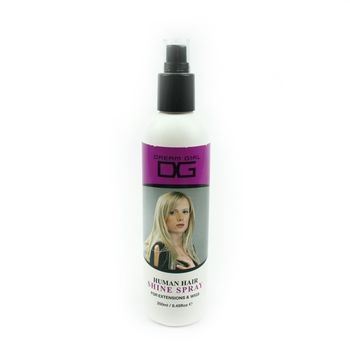 Dream Girl Human Hair Shine Spray 8.45oz 250ml