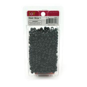 Annie Joy Hair Beads black 500 pcs Haarperlen Schwarz 500 Stück