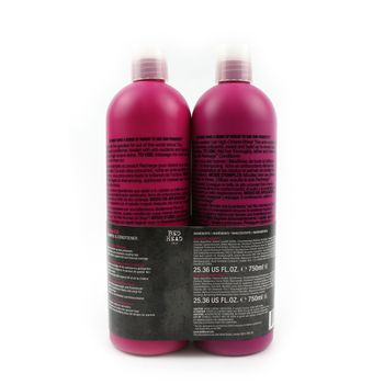 Tigi Bed Head - Set Recharge Shampoo & Conditioner 50.72oz 1500ml