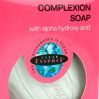 Clear Essence Complexion Soap with Alpha Hydroxy Acid 5oz 150g