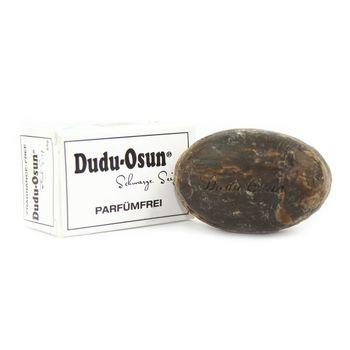 Dudu-Osun PURE - Original Parfümfreie Schwarze Seife aus Afrika - Original Black Soap Fragrance-free 25g