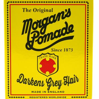 Morgan's Pomade Darkens Grey Hair 7oz 200g