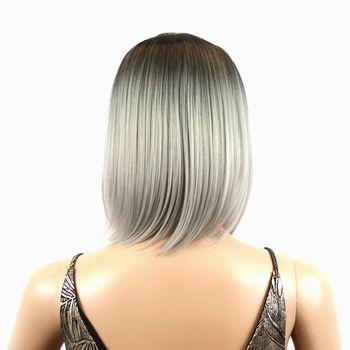 Urembo Silver XENIA Perücke Wig