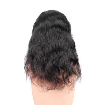 Urembo Platinum Style 360° Lace Wig - 100% Indian Virgin Remy Human Hair Body Wave Echthaar Perücke