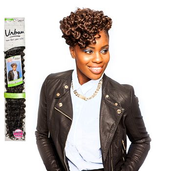 Feme Urban DARE Crochet Braids 22'' (55cm)