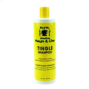 Jamaican Mango & Lime Rasta Locks & Twist Tingle Shampoo 16oz 473ml - Prickelndes Haarwaschmittel