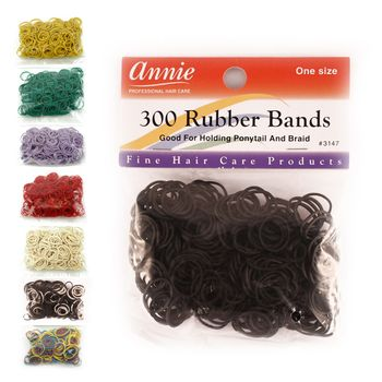 Annie Rubber Bands Haargummis