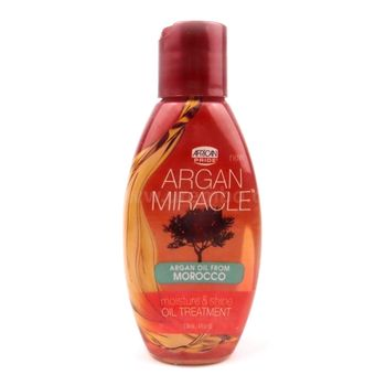 African Pride Argan Miracle Moisture & Shine Oil Treatment 4oz 118ml Haaröl