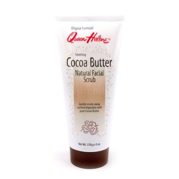 Queen Helene Cocoa Butter Natural Facial Scrub 6oz 170g Gesichtspeeling