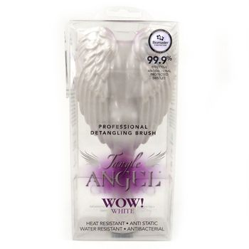 Tangle Angel Professional Detangling Brush Wow White entwirrende Haarbürste