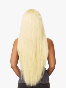 Sensationnel Empress Lace Front Edge Boutique Bundles SLEEK STRAIGHT CUSTOM WIG Perücke
