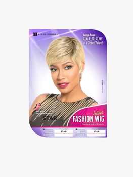 Sensationnel Instant Fashion Wig STAR