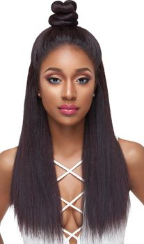 Outre Swiss X Lace Front Wig Vixen BLOW OUT STRAIGHT Perücke Lace Wig