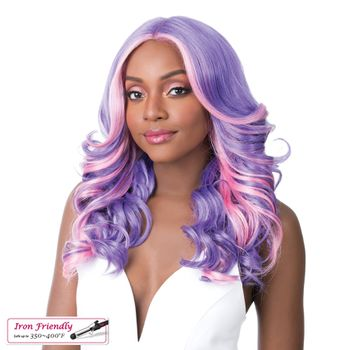 It's a wig - Swiss Lace Front FRIDA Perücke Lace Wig