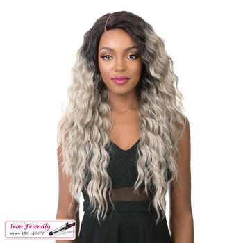 It's a wig - Swiss Lace Front SUN DANCE Perücke Lace Wig