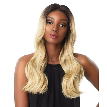 Sensationnel Shear Muse Empress Lace Parting Wig SHAYNA Perücke Lace Wig