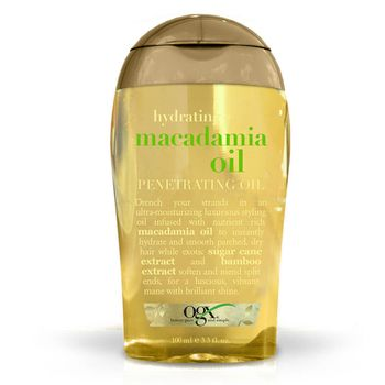 OGX Organix Hydrating Macadamia Oil – Penetrating Oil 3.3oz 100ml