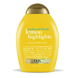 OGX Organix Sunkissed Blonde Lemon Highlights Shampoo 13oz 385ml