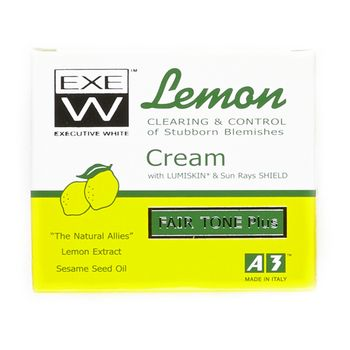 A3 Lemon Clearing and Control Cream - Fair Tone Plus 150ml