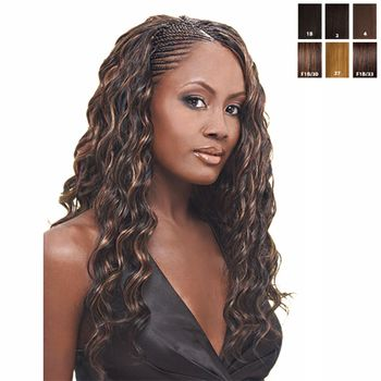 Outre Batik Loose Deep Bulk Braid Braids