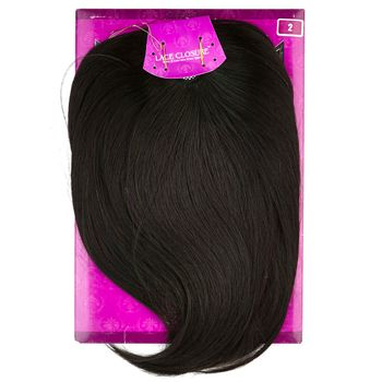 Zury Q HW U Lace  Kunst/Echthaar Mix Closure Human Hair Blend