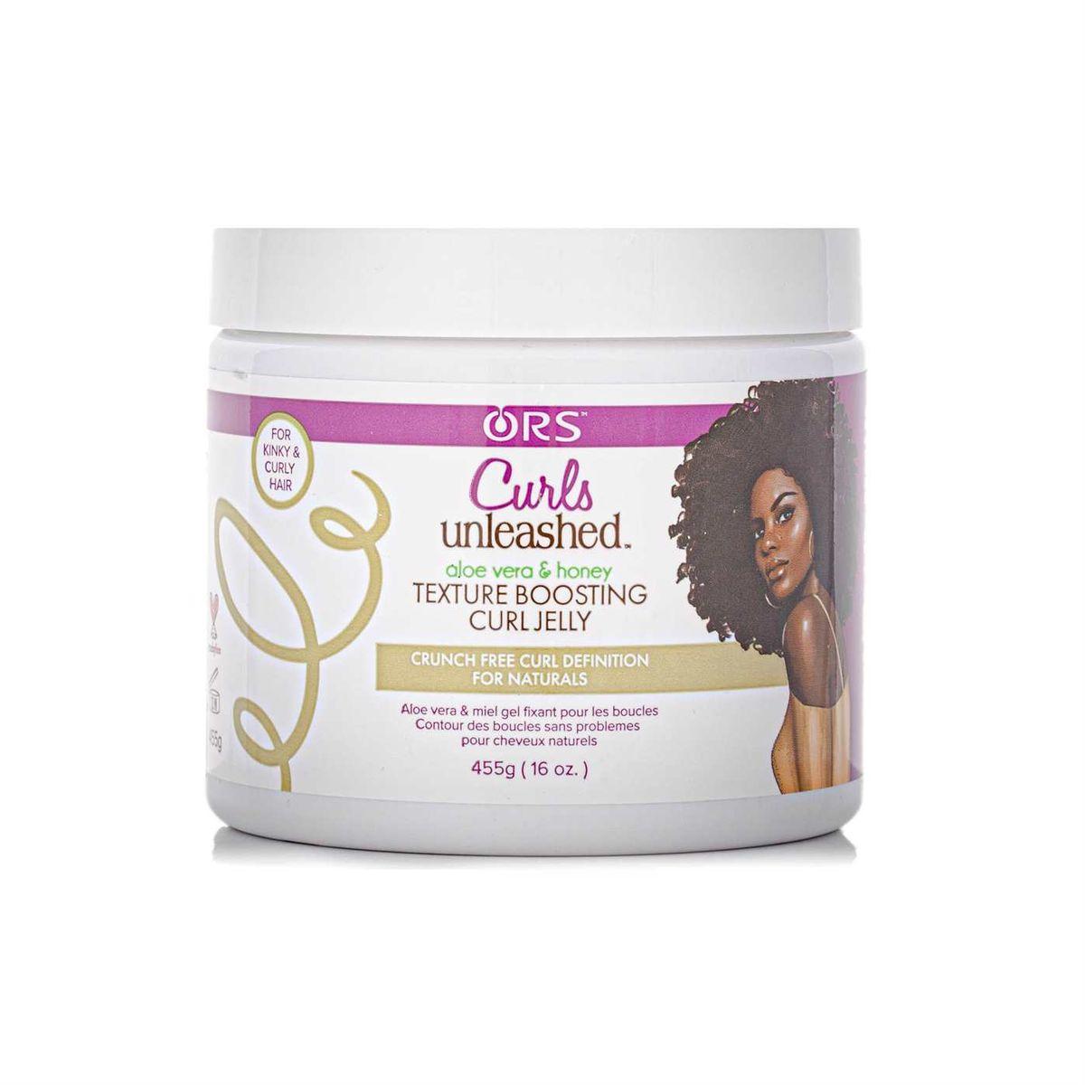ORS Organic Root Stimulator Curls Unleashed Curl Boosting Jelly 20oz 20g    UREMBO   Der online Afro Beauty Shop für Deutschland