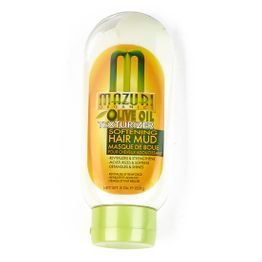 Mazuri Products Organics Olive Oil Texturizer Softening Hair Mud 228g