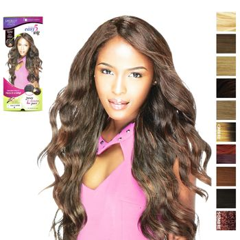 Sensationnel Empress front edge EASY WAVE EASY 5 LOOSE L parting-HRF Perücke Lace Wig