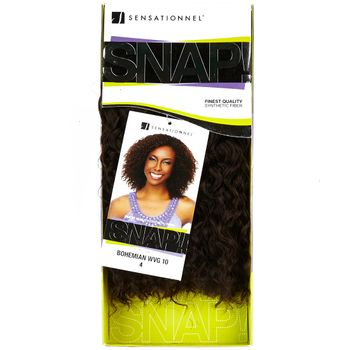 Sensationnel BOHEMIAN SNAP Tresse Weave