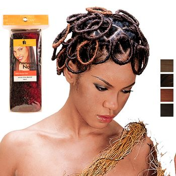 Sensationnel Now-HH Afro Kinky Bulk 8/12'' Echthaar Braids 100% Human Hair bulk