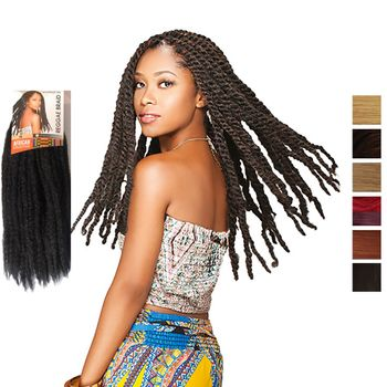 Sensationnel Reggae Braid Marley Braid - African Collection Braids