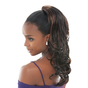 Sensationnel ID HZ P025 INSTANT PONY Drawstring Ponytail