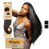 Sensationnel Natural Straight MALAYSIAN REMY Bare & Natural HH - UNPROCESSED Echthaar Tresse 100% Human Hair Weave 001