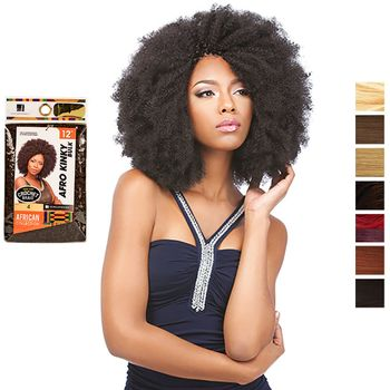 Sensationnel Afro Kinky Bulk African Collection BRAIDS Braids