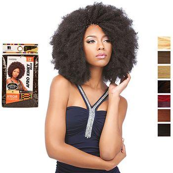 Sensationnel Afro Kinky Bulk African Collection BRAIDS Braids