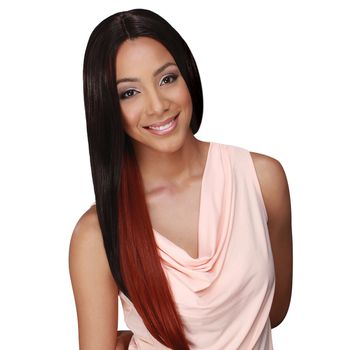 Bobbi Boss Lace Front Wig VIRGIN WHITE Perücke Lace Wig