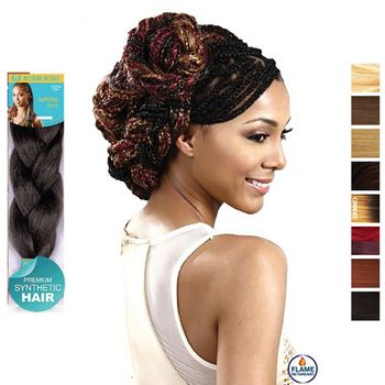 Bobbi Boss  - JUMBO BRAID - 100% Kanekalon bulk Braids