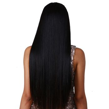 Bobbi Boss BonEla - Brazilian Remy NATURAL STRAIGHT UNPROCESSED Echthaar Tresse 100% Human Hair Weave