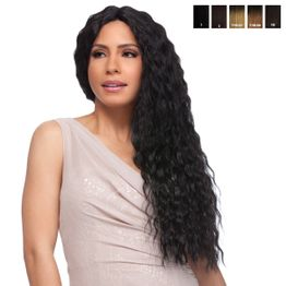 Sensationnel Empress front edge FRENCH WAVE CUSTOM WIG Perücke Lace Wig