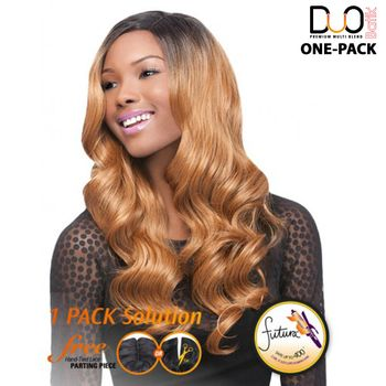 Outre Batik DUO - PARISIAN Bundle Hair 5pcs - ONE PACK SOLUTION Tresse Weave